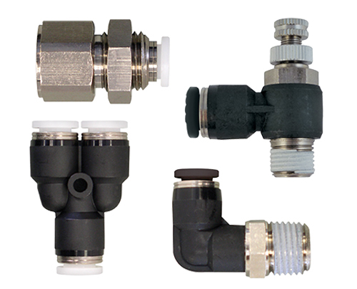 S40-42 TOPFIT Polymer Push-to-Connect Fittings