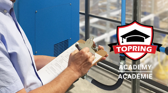 Topring Academy Air System Maintenance training